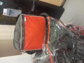 pram bag car seat cosey toes and raincover