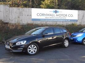 VOLVO V60 1.6 D2 BUSINESS EDITION 5d 113 BHP GREAT SPEC + CA (black) 2014