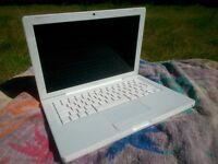 7 Mac laptops for spares or repair