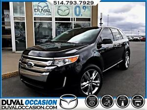 2013 Ford Edge Limited + NAVIGATION + TOIT PANORAMIQUE