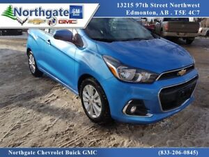 2017 Chevrolet Spark LT Hatchback Great Options Finance Availabl