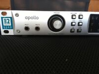Universal Audio Apollo Quad Thunderbolt & Firewire Interface