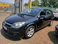 ASTRA 1.6 SXI - 5 DOOR BLACK - LOVELY CAR - HPI CLEAR