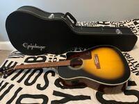 Epiphone AJ-220CSE electro acoustic guitar -