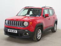 Jeep Renegade LONGITUDE (red) 2015-07-31