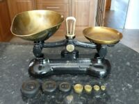Librasco Vintage Cast Iron Scales