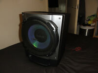 Sony SS-WG595 Super Bass Generator Sub Woofer