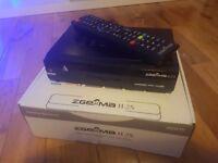 Zgemma H2.S TV Box - Fully Loaded