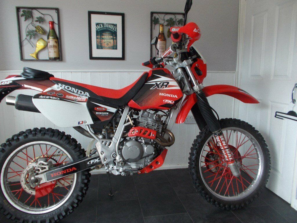 honda xr 250 in neath neath port talbot gumtree. Black Bedroom Furniture Sets. Home Design Ideas