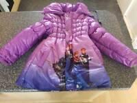 Frozen coats