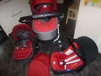 EXCELLENT CONDITION BRITAX AFFINITY