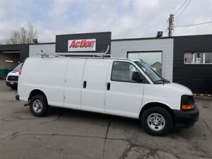 2017 Chevrolet Express 2500 EXT !SHELVING, PARTITION AND LADDER