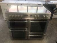Leisure Cuisine Master Professional RCM10CRX 100cm Electric Ceramic Range Cooker