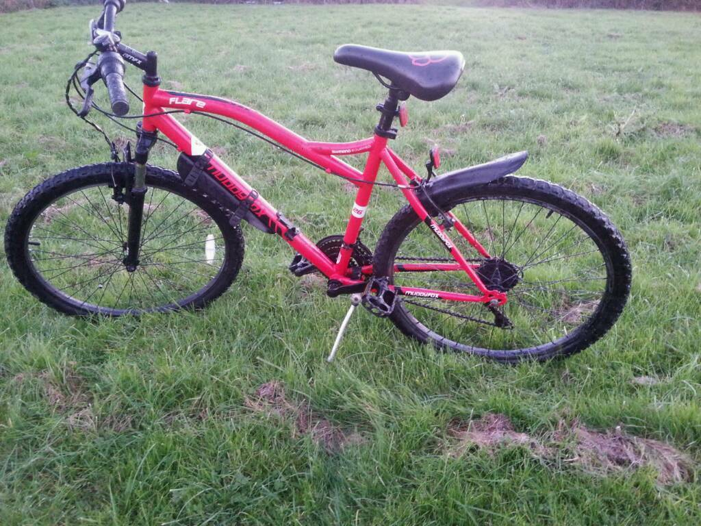 Muddyfox bike. Can deliver