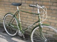 TRIUMPH Traffic Master Classic Town bike - central Oxford - ready to ride