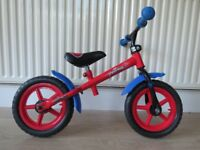 Spider-Man balance bike £15 pick up only Barrhead