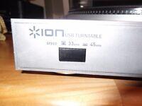 USB Turntable (ION iT TUSB05)