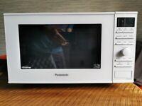 Microwave. Panasonic Combination