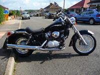 Honda VT 125 125cc Shadow **Low mileage**