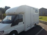 Tranist off grid camper , catering , exhibition mobile shop, 6000 MILES built in silent genny