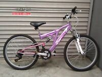 Girls Mountain Bike