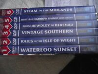 6 BOX SET BRITISH RAILWAYS