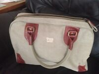Troop London classic large canvas holdall for sale