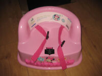 TOMY First Years Disney Minnie Mouse Simple And Secure Booster £20 on Amazon 5* reviews! IMMACULATE