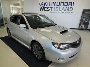 2009 Subaru Impreza WRX 265 AWD 8PNEUS/TOIT OUVRANT 114$/semaine
