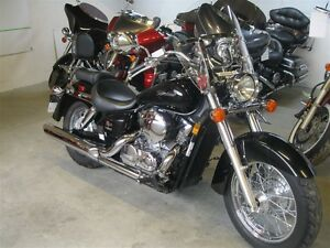 2004 honda VT750C Shadow Aero