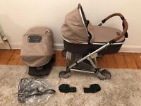 Urbo 2 Pushchair - 3 piece bundle (Cost £500, will accept £160)