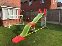 Large Smoby 2 in 1 water slide