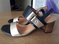 Women's sandals size 36 used