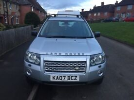 Land Rover Freelander 2.2 SE edition, MOT'd and 10 Year service recently completed