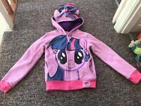 Age 4 my little pony jacket