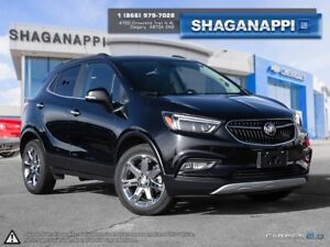 2017 Buick Encore Essence. Leather,sunroof, AWD and tons more