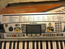 Yamaha electrical piano for sale