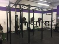 CrossFit/Gym Rig