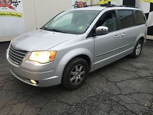 2009 Chrysler Town & Country Touring, Automatic, Leather, Third