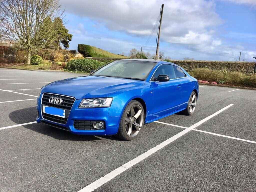 Audi A5 2 7 TDI S Line Special Ed 2dr Multitronic | in Aughnacloy, County  Tyrone | Gumtree