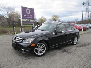 2013 Mercedes-Benz C300 C300 LOW PRICED OFF LEASE SUNROOF CURB M