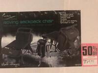 Matt Hayes brand new fishing bag/chair