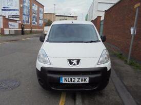 Peugeot Partner 1.6HDi ( 92 ) 850 S L1 NO VAT