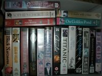 Films (19 VHS Videos)