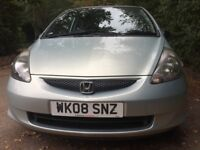 Honda Jazz 2008-Full Dealer History-One Owner-Excellent Condition