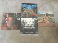 4 x Rare Vinyl Records/LPs - £15 each
