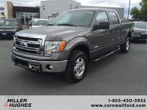 2014 Ford F-150 XLT,Tow Pkg,Sync,Keyless Entry