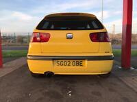 Price drop! Mk3 seat Ibiza cupra