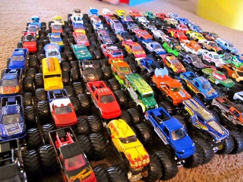 monster jam trucks wanted