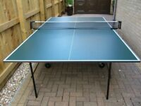 Table Tennis Table (Butterfly) Fold Away
